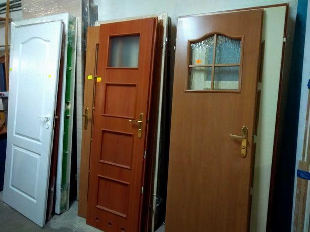 Drzwi 80-tki prawe