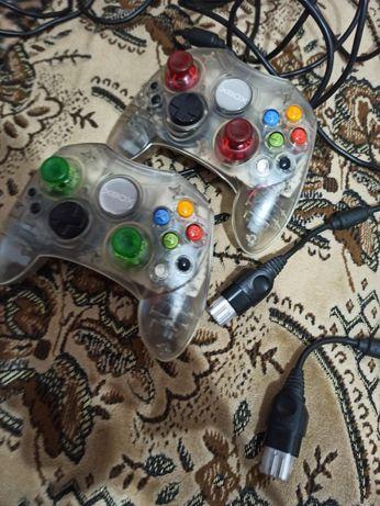 Xbox original Геймпады для первого хвоха оригинал лимитированная верси