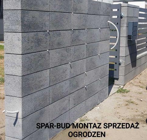 Ogrodzenia Montaż SPAR-BUD