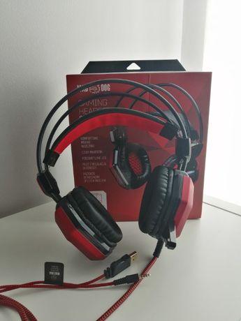 Słuchawki gamingowe Mad dog