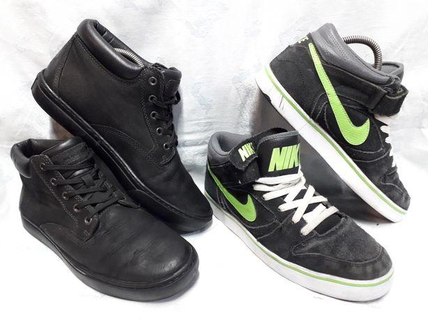 Ботинки,кроссовки кожа , оригинал Timberland 43,42 размер.