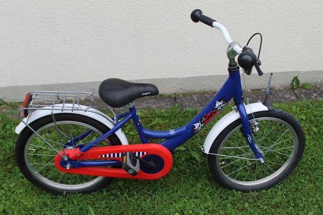 Rower dziecięcy PUKY, koła 18 cali