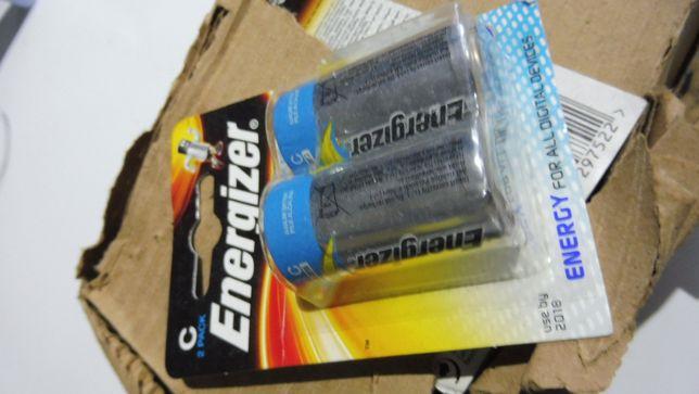 baterie energizer C- LR14