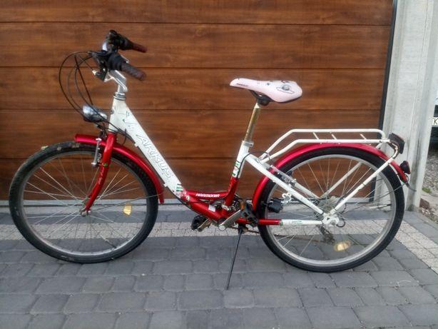Rower 24 cale ARKUS dziewczęcy