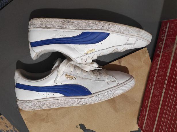 Кроссовки 45 Puma basket , adidas nike