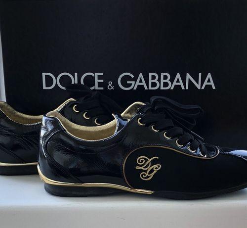 Кроссовки Dolce & Gabbana. Оригинал