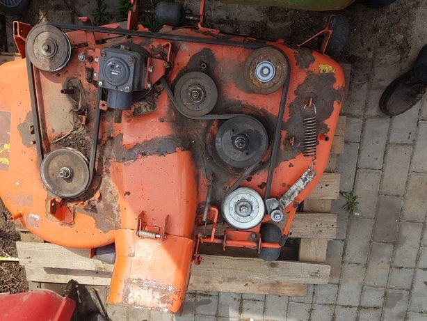 Kosiarka traktorek kosisko agregat tnący kubota viking honda castel