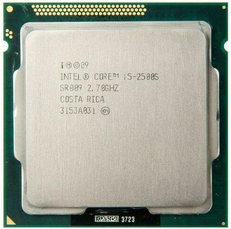 Процесор Intel Core i5-2500S (socket 1155)