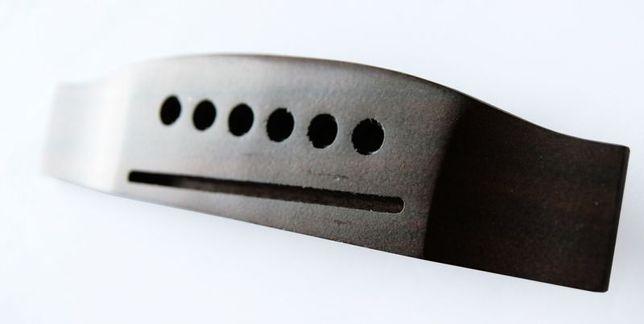 mostek do gitary akustycznej palisandrowy - nowy! Mostek gitarowy