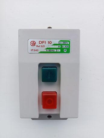 Disjuntor trifásico DFI-10 SIPE (material elétrico)