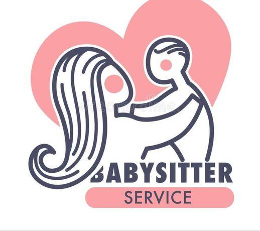 Serviço de babysitter