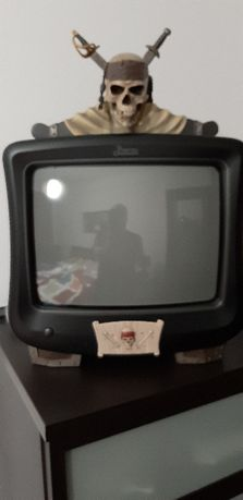 Televisão e leitor de DVD, Piratas das Caraibas