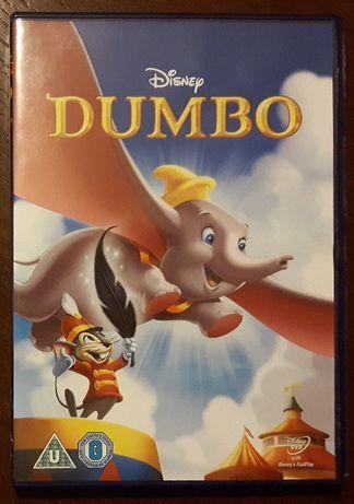Dumbo Disney DVD po angielsku