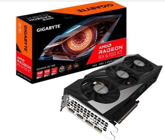 Gigabyte AMD Radeon RX 6700 XT GAMING OC 12GB GDDR6