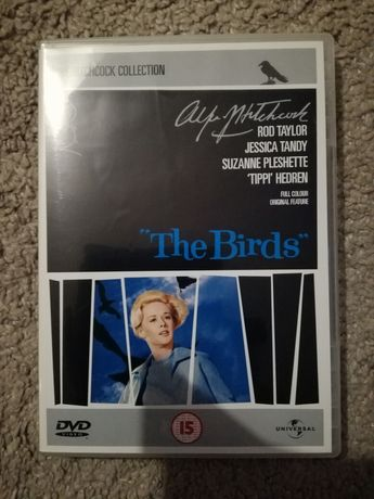 The Birds DVD Alfred Hitchcock