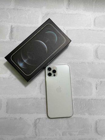 Смартфон Apple iPhone 12 Pro 256GB Dual Sim Silver