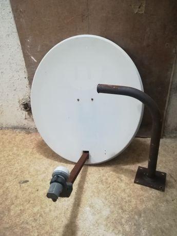 Antena satelitarna nc+ talerz
