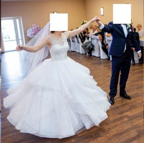 Suknia ślubna 34 Justin Aleksander