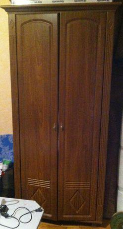 Шкаф двух дверный МДФ