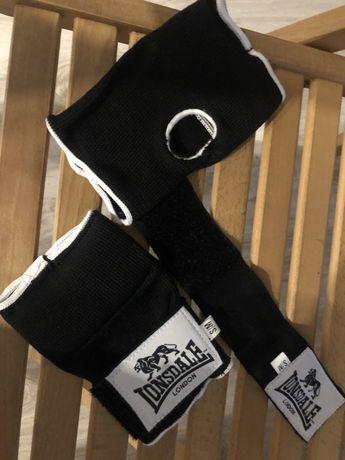 Lonsdale rękawice mma siłownia czarne boks