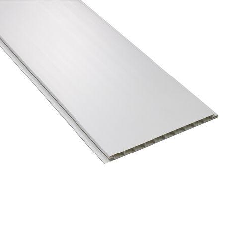 siding boazeria panel panele PCV biel białe biały 16cm - cały kraj