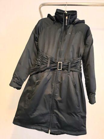 Пальто пуховик очень теплое Reebok оригинал  р-р S