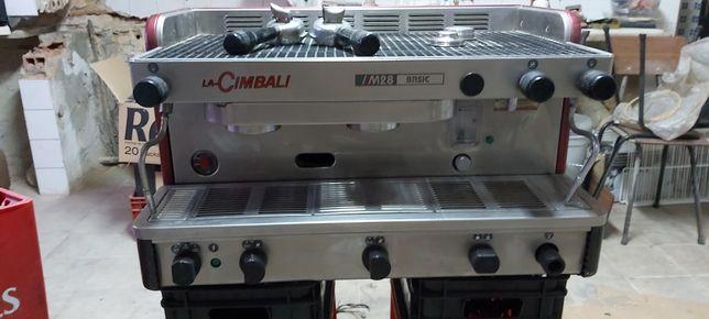 Máquina de Café La Cimbali + Moinho