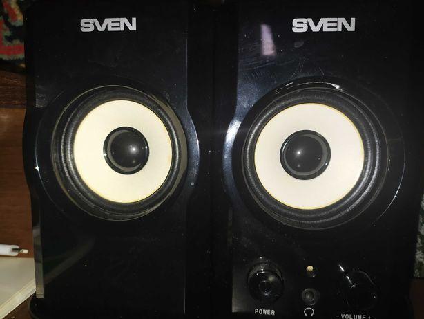 Музыкальные колонки Sven