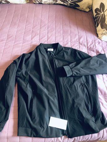 Куртка ветровка zara XXL