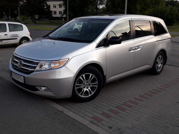 Wynajem Aut Honda Odyssey 8 os Wypożyczalnia Samochodów od 150 zł doba