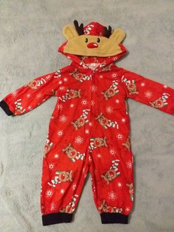 Детский новогодний костюм.