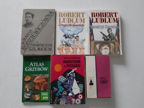 Książki po 9 zlotych