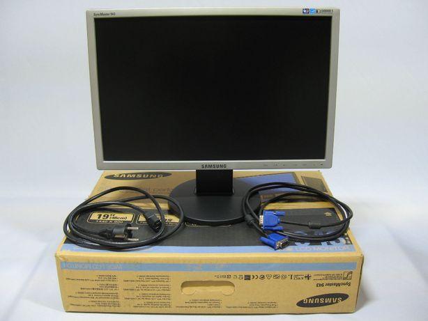 Монитор Samsung 943nw. 19 дюймов. Не пересылаю.