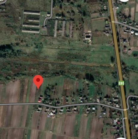Земельна ділянка в селі Копачівка
