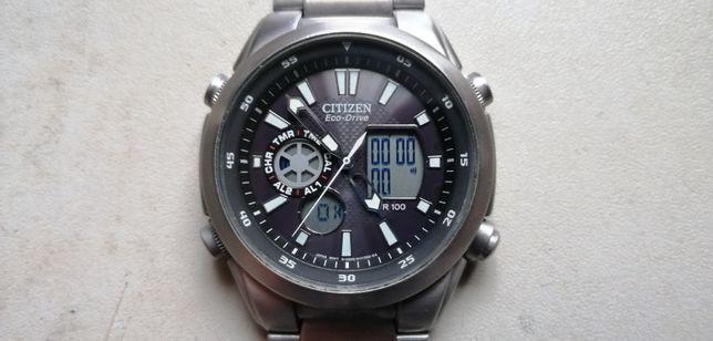 CITIZEN - eco drive- U 200 - zegarek