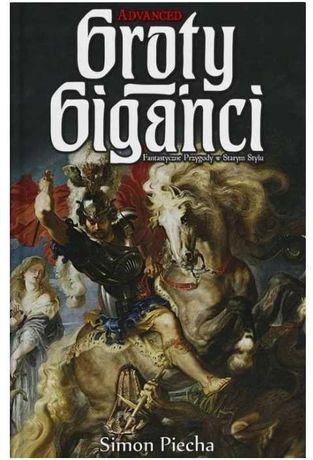 Advanced Groty i Giganci podręcznik RPG
