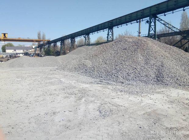 песок щебень(наавал и в мешках)