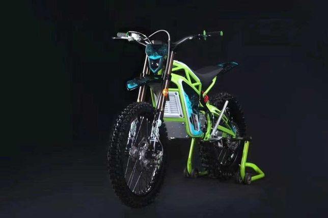 Электромотоцикл ETX Sur Ron 92V 2021 СРОЧНО