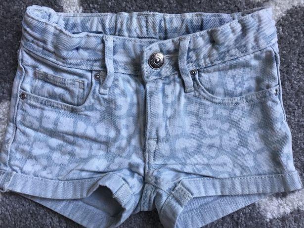 H&M szorty dżinsowe r.92