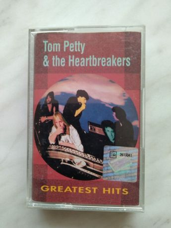 Tom Petty and the Heatbreakers Greatest Hits kaseta magnetofonowa