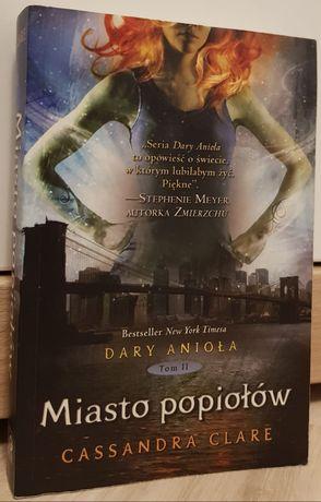 Dary anioła Miasto popiołów - Cassandra Clare
