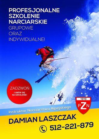 Instruktor narciarstwa Szczyrk