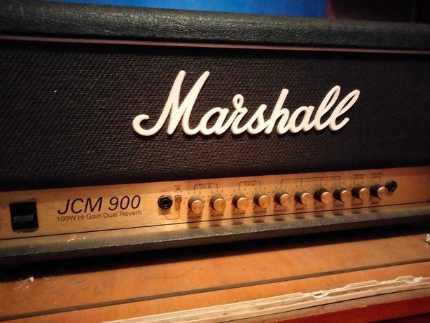 Гитарный усилитель ламповая голова marshall jcm900