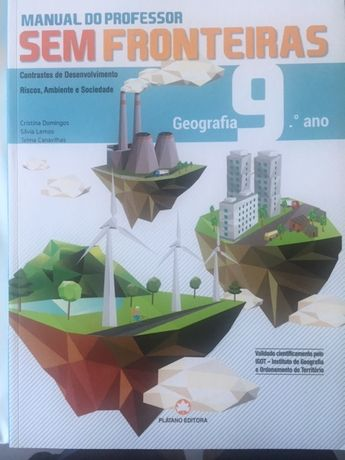 Sem Fronteiras, Geografia 9ºano - Dossiê do professor