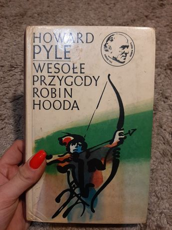 Wesołe przygody Robin Hooda - Howard Pyle