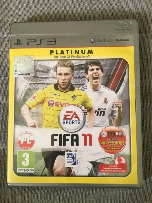 Gra PlayStation PS3 FIFA 11 Platinum Zabierzów - image 1