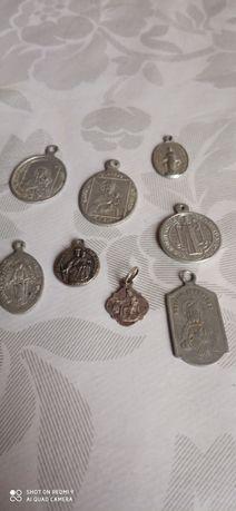Przedwojenne medaliki