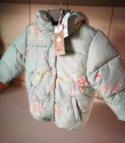 Продам курточку фирмы Next евро-зима на рост 86 см