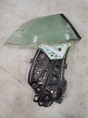 Mechanizm Opuszczania szyby lewy tył Audi A3 8P Cabrio