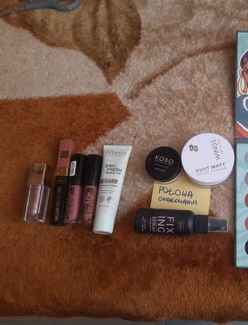 kosmetyki nowe i używane